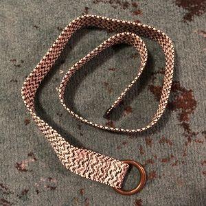 J. Crew Corded Belt